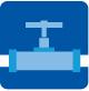 Projetos e instalação de sistemas de abastecimento, dimensionamento e instalação de equipamentos de bombeamento